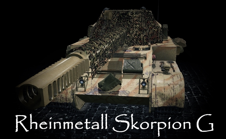 how to get skorpion wot