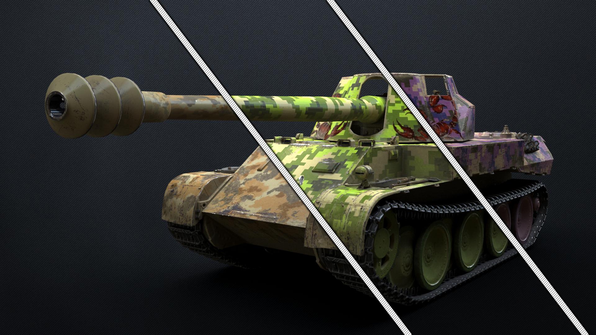 Примерная минимальная цена будет составлять рублей за сам танк и постоянный песочный камуфляж с изображением скорпиона, скорее всего будут представлены различные пакеты продаж с rheinmetall skorpion g.