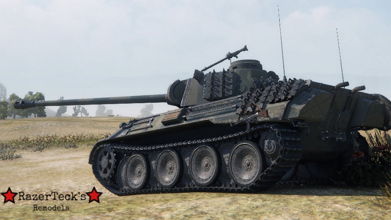 Razertecks vk 3002m download mods for world of tanks wot screenshots malvernweather Gallery