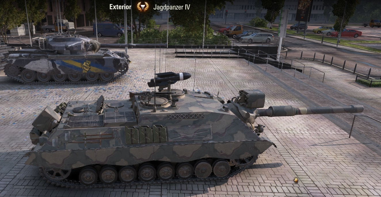 World Of tanks mods For Mac