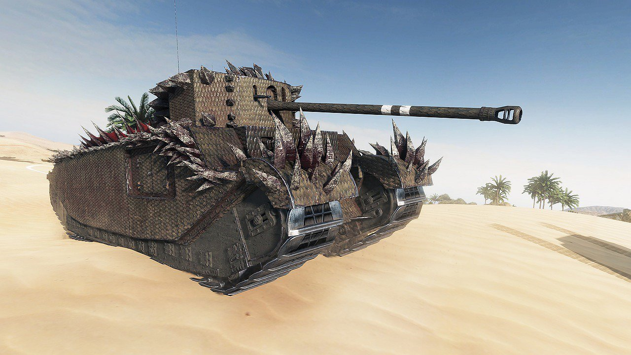 quickybaby 1.3 wot mod