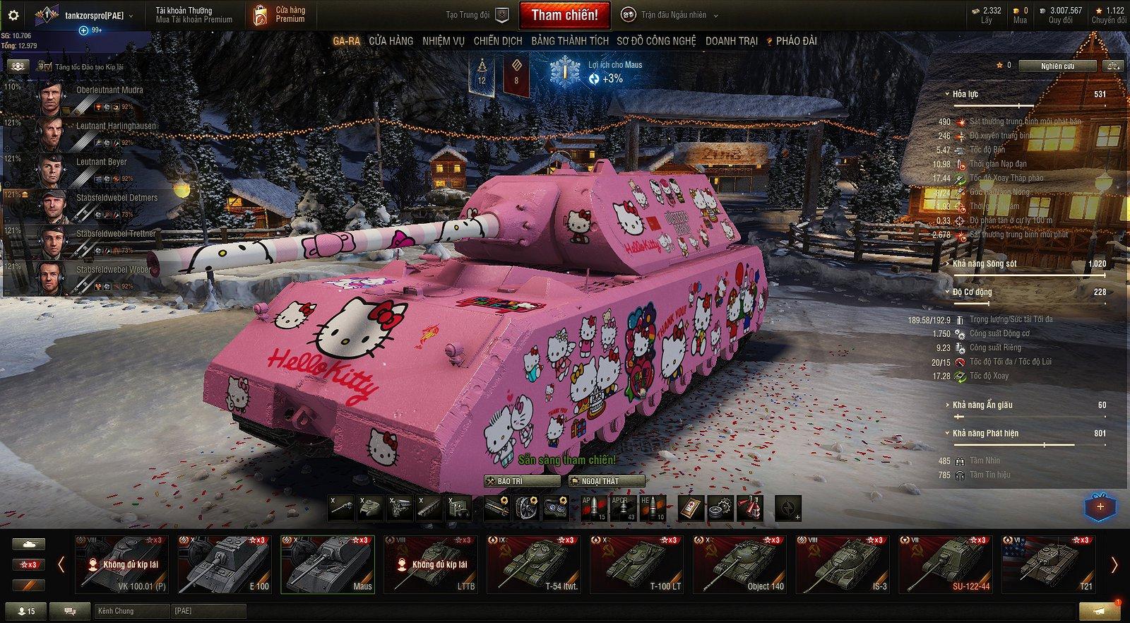 world of tanks mod english